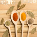 Most Popular Recipes of 2015!