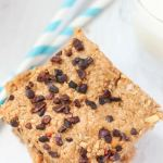 Healthy Peanut Butter Bliss Bars