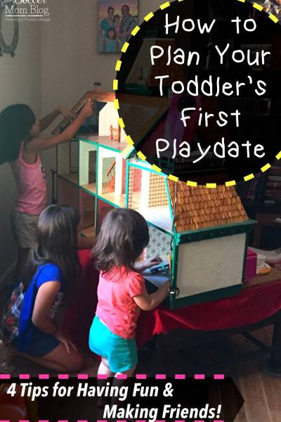 Planning First Playdates: 4 Keys for Success