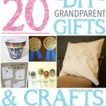20+ Grandparent Gifts & Crafts to Make with Grandkids