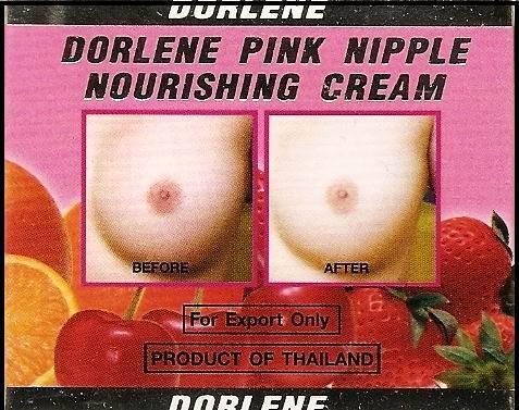 pale skin pink nipples
