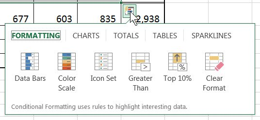 What are the Top 10 Excel 2013 New Features?