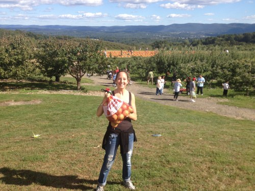 I'll go apple picking with you, but I'm not afraid to eat artificial, genetically engineered apple sauce.