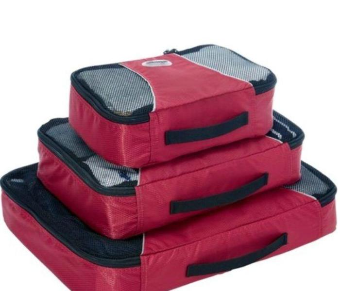 Ebags Packing Cubes-great for travel!