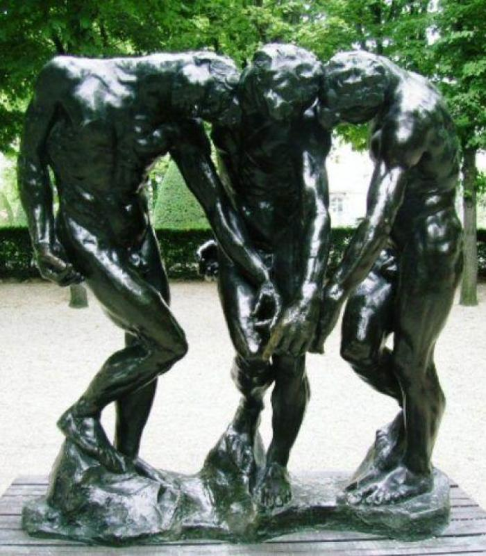 Paris-Favorite Sites in the City of Lights! The Rodin Museum in Paris, France.
