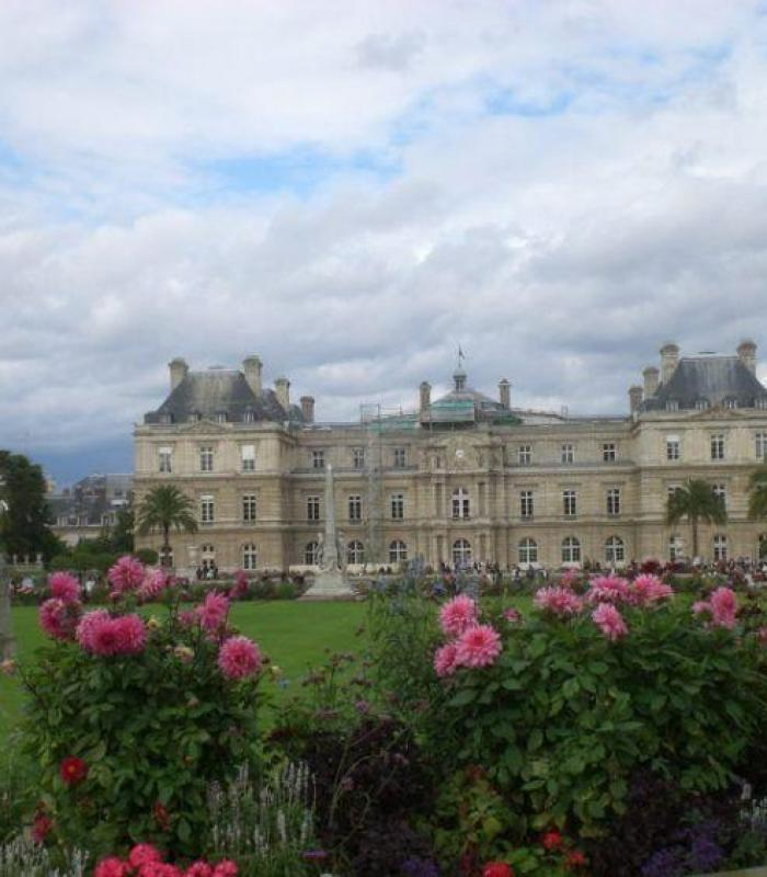 Paris Favorite Sites in the City of Lights. Luxembourg Gardens