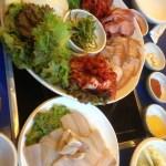 Korean Food: Honggu
