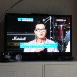 Hyo-yung of ESD on TV