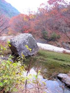 Juwangsan National Park