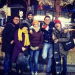 December On The Go: Visiting Friends