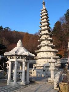 Mangwolsa Temple