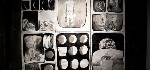 "Crazy Multiply Art Collective ""Jjok"", Seoul, Korea The Man On the Moon, Olivia McNair"