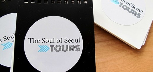 The Soul of Seoul Tours Notebooks