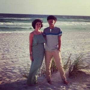 Seagrove, Florida: Hallie & Jae-oo