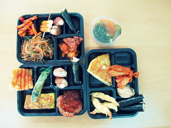 Tong-in Market: Eating on a Budget