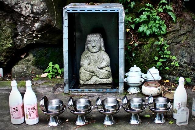 Joey Rositano: Jeju: Shamanist Shrines