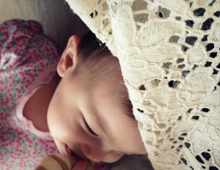 May on the Go: Baby