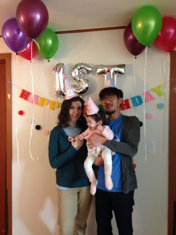 A Baby's First Birthday: Korean Style vs. American Style