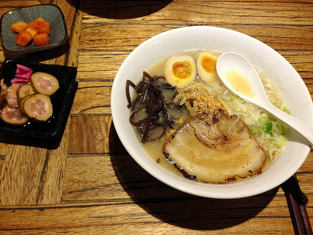 Nagomi Ramen: Best in Hongdae