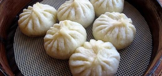 천진포자 Cheonjin Poja dumpling restaurant, Samcheong-dong, Seoul, Korea