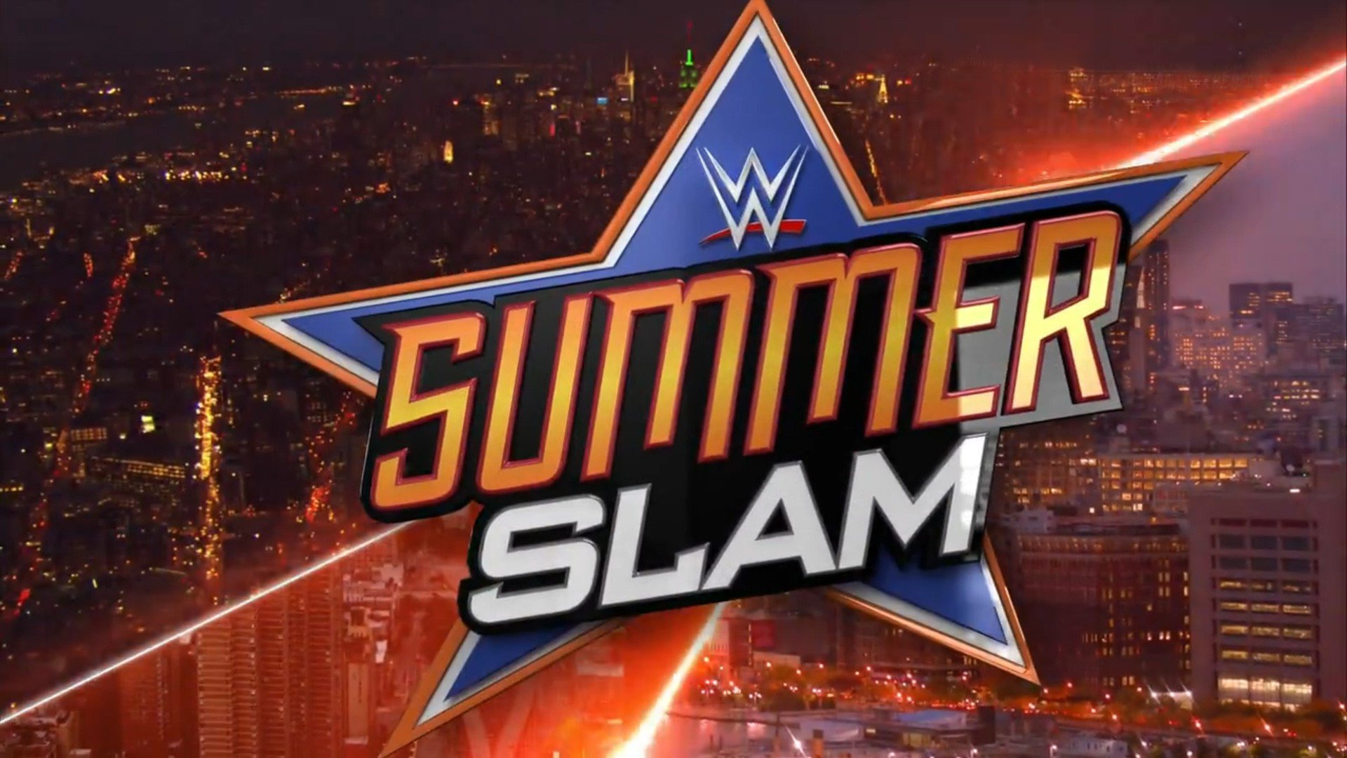 Wwe Logo Hd Wallpaper What To Look Out For At This Year S Wwe Summerslam Event