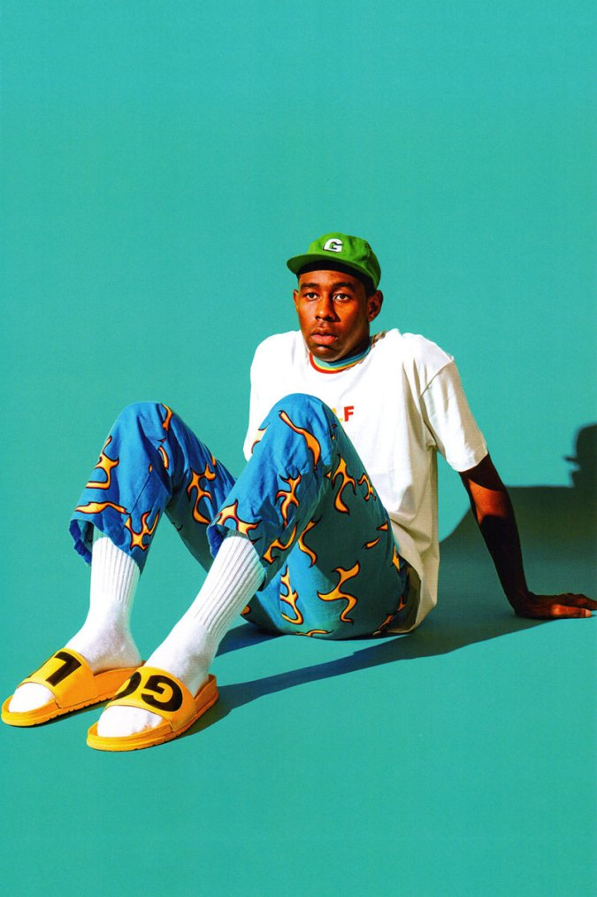 Pantone Color 2016 Tyler The Creator Drops Lively Golf Wang Fall/winter 2016