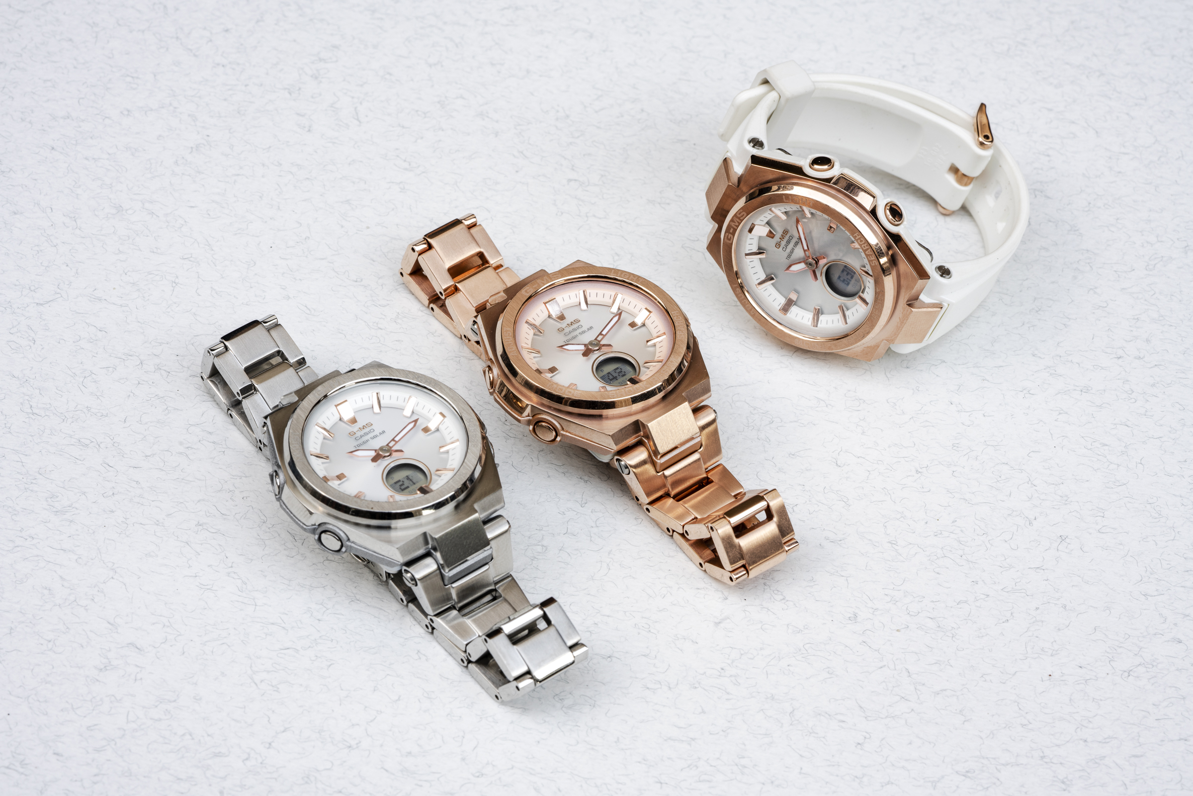 I Watch Ladies For The Ladies G Shock Debuts Its High End Women S Watch Collection