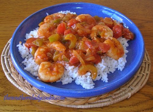 Spicy Shrimp Creole - TSLC