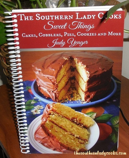 The Southern Lady Cooks, Sweet Things