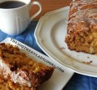 SWEET POTATO SWIRL BREAD