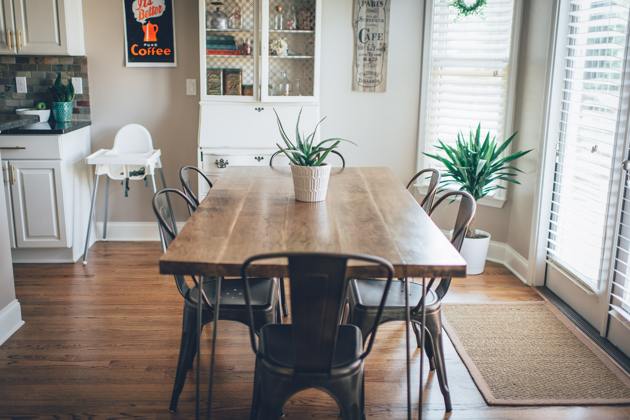 Hairpin Leg Kitchen Table Diy The Southern Trunk