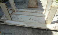 how to make a wood coffee table out of old doors {assembly ...
