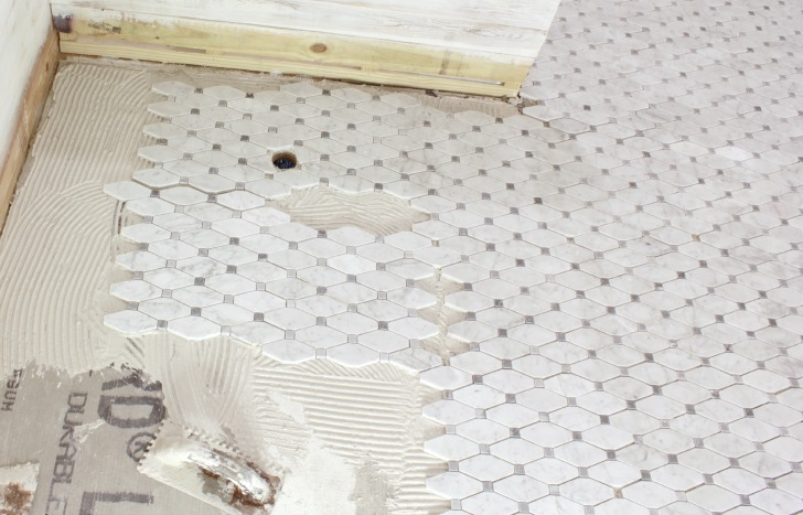 Cutting Grouting And Sealing Marble Tile Tips