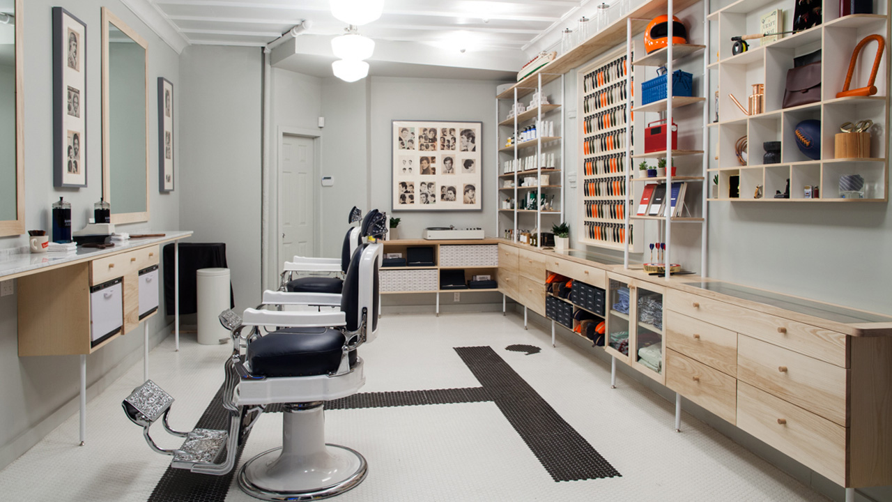 Hairdressing Salon 7 Destinations Giving The Traditional Barber Shop And Hair Salon A