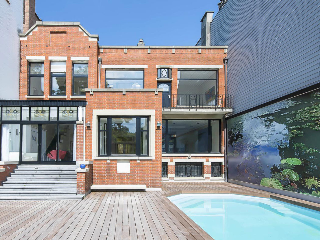 Art Deco Homes Own A Restored Art Deco Home In Brussels