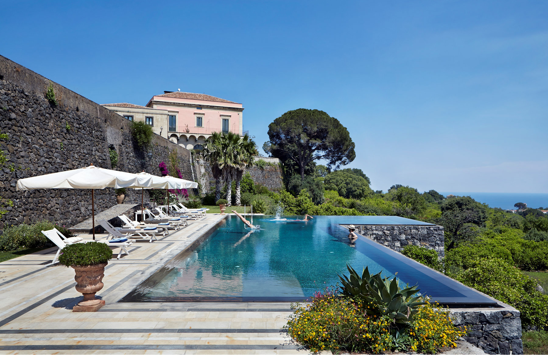 Lemen Huis Grand Design Holiday Home Of The Week A Restored Sicilian Villa With