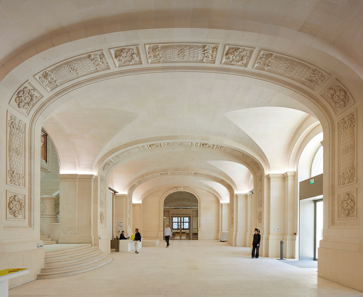 Nantes Beaux Arts Musée D Arts De Nantes Reopens After 48 8m Expansion