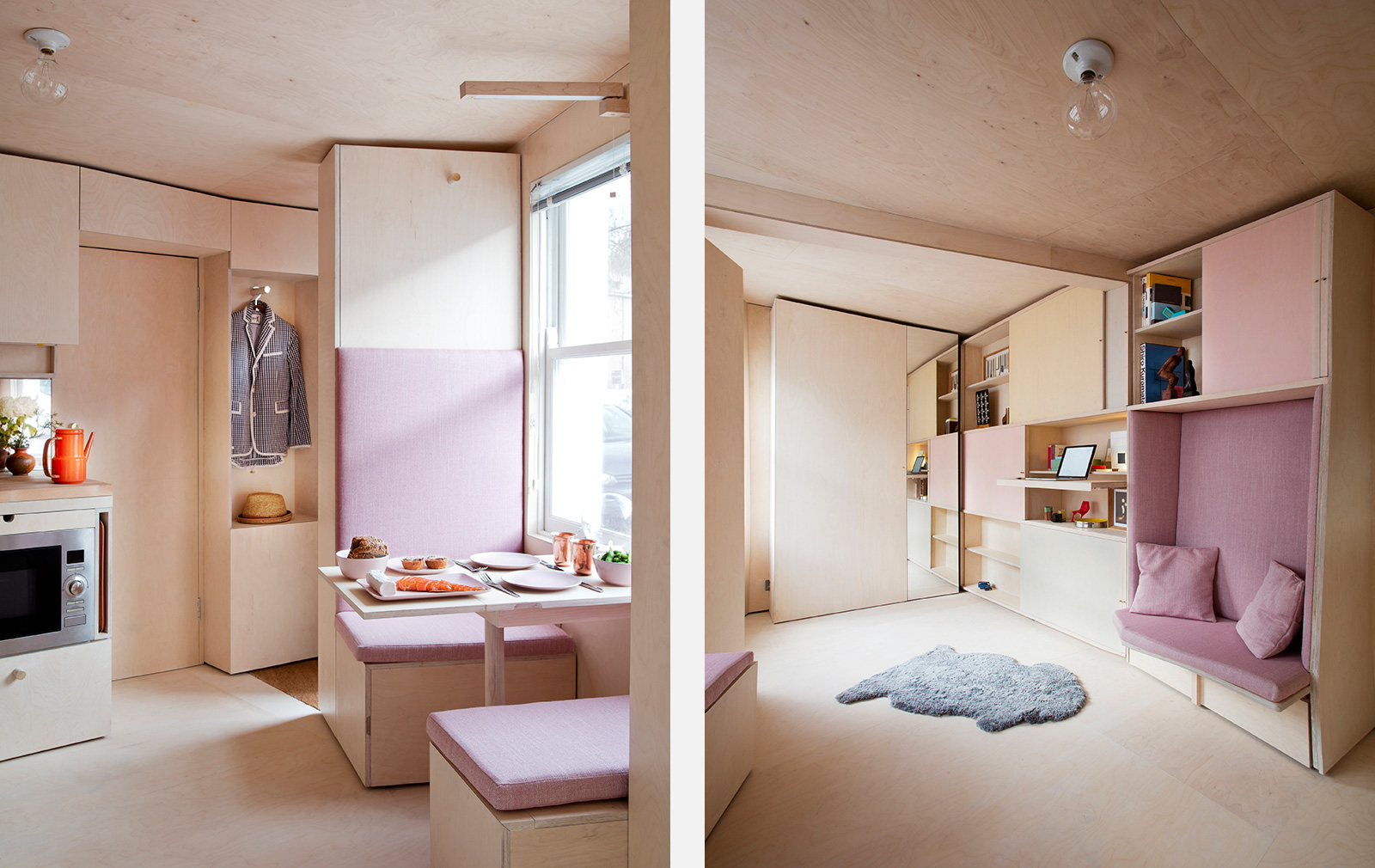 Micro Studio Apartments 7 Ingenious Small Space Ideas And The Designers Behind Them