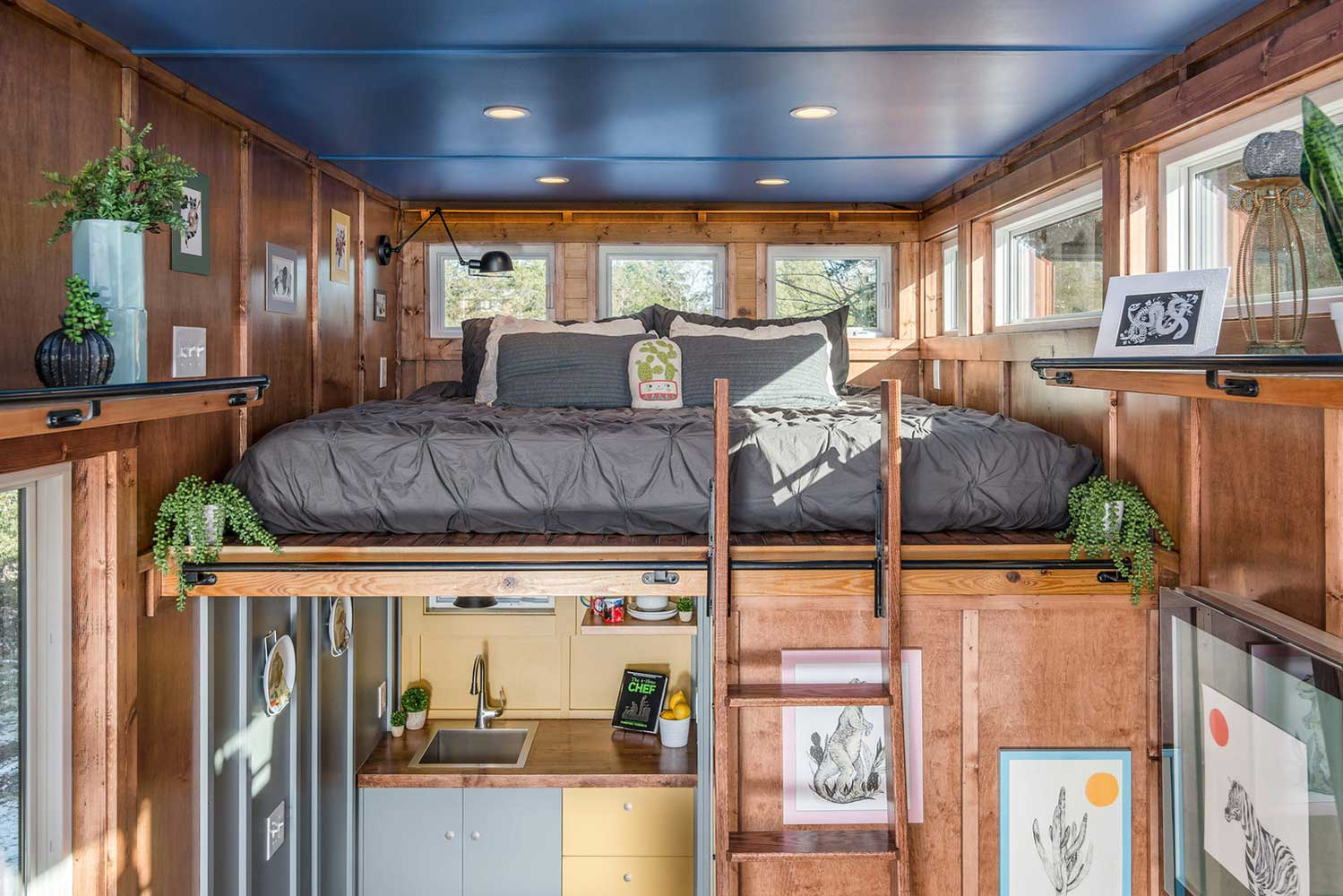 Ideal New Frontier Tiny Homes Youtube New Frontier Tiny Homes Sale Writers Hit Market Cornelia Cabin From New Frontier Tiny Homes Tiny Homes Designed curbed New Frontier Tiny Homes