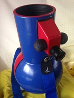 the Bright-Eye Telescope prototype.