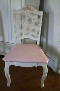 The Spanish Dahlia - My Before And After French Shabby ...