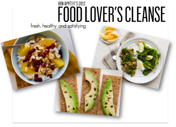 the food lovers cleanse