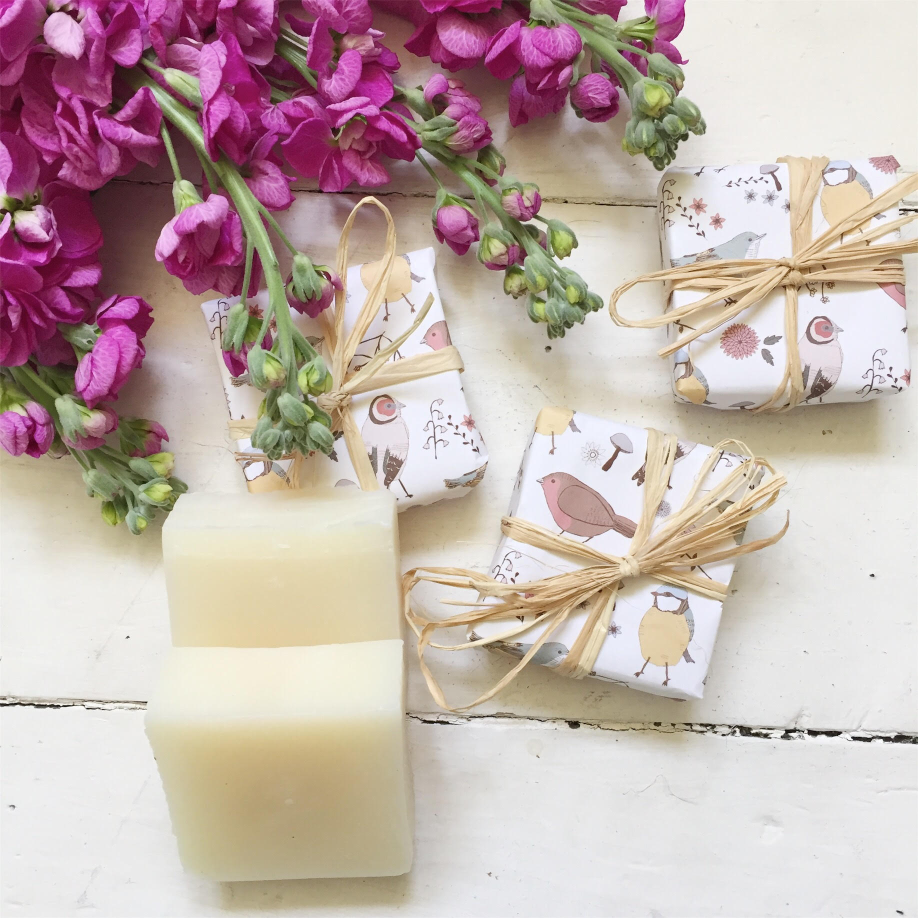 Bliss Botanicals Love Soap