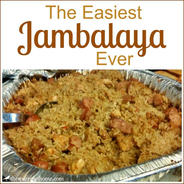 Jambalaya on the Bayou
