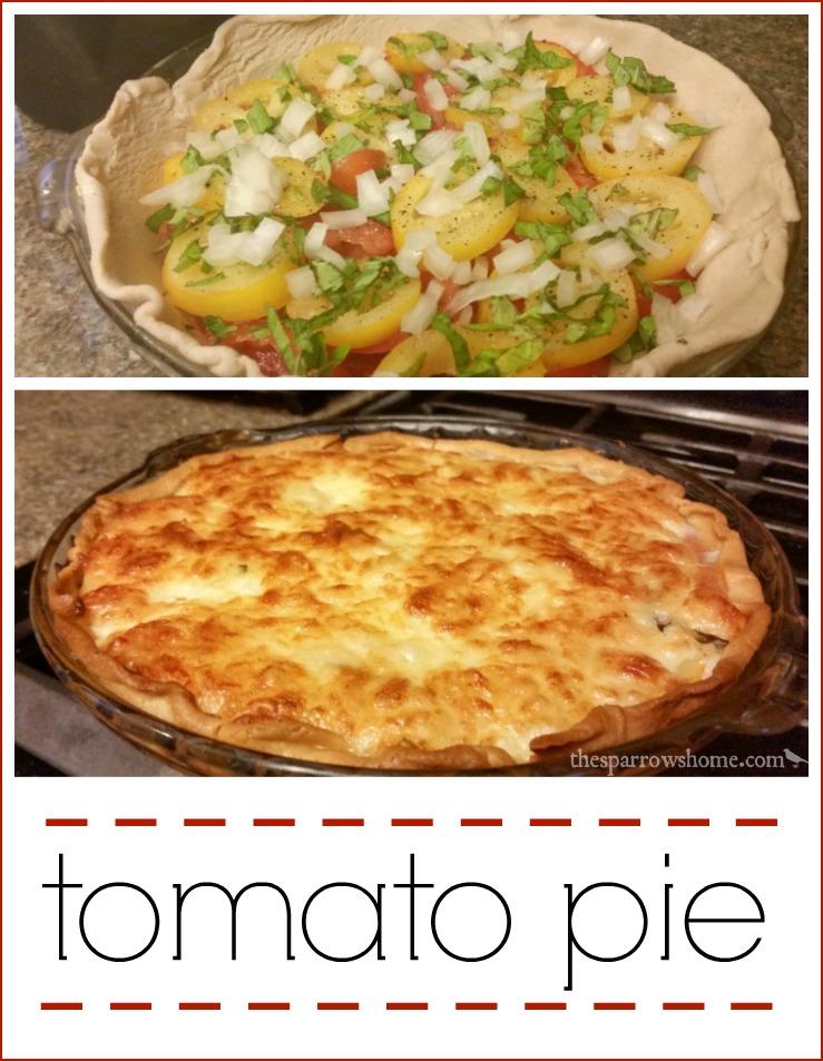 Alice's Tomato Pie