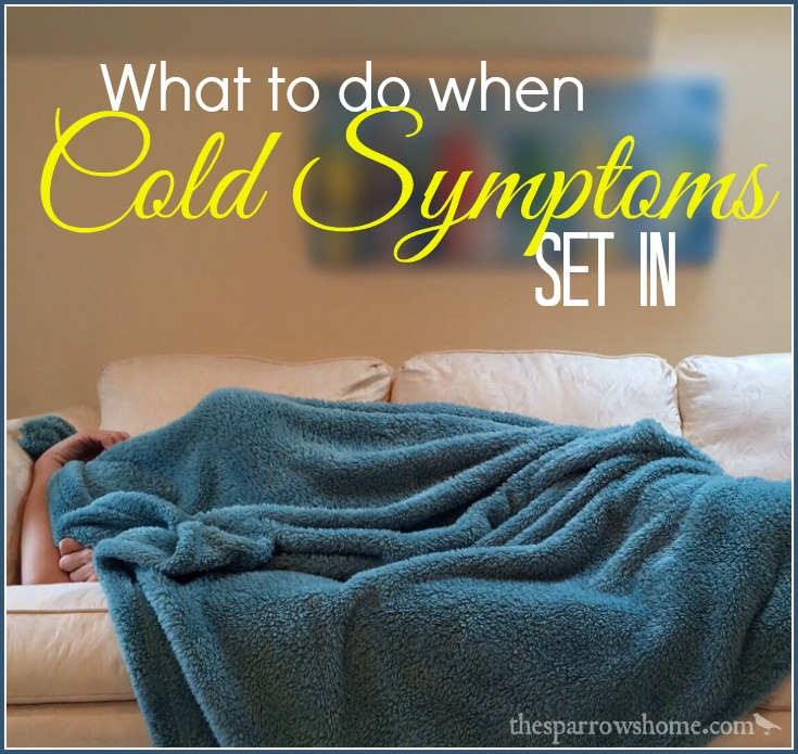 Sniffles and Sneezes and Coughs, Oh My!