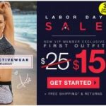 Fabletics – First Outfit $15 (Regular $49.95)