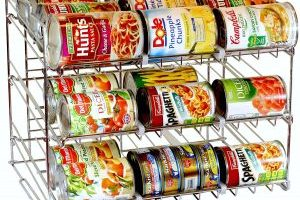 Stockpile Stackable Can Rack Organizer $22.87