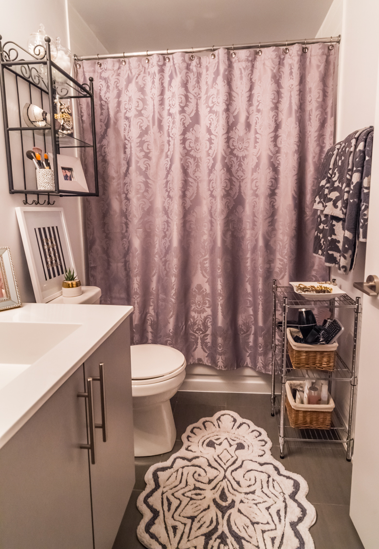 Hair Do To The Side 8 Ideas For Small Bathroom Organization – The Spice At Home