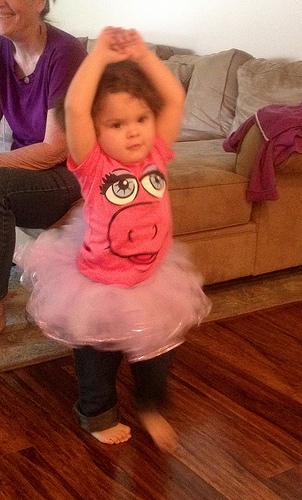 Miss Piggy Ballerina